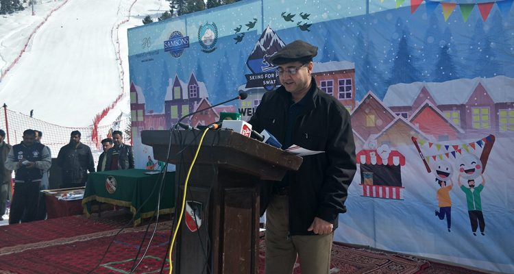 Swat is a peaceful Area, Tourists must visit. corps commander peshawar