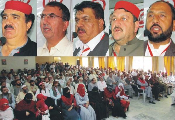 we are ready for any sacrifice, says Ayub Asharay