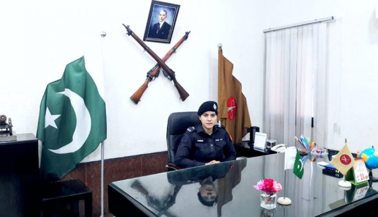 Hina Munawar Becomes First Ever Commanding Officer in 106-Year FC History