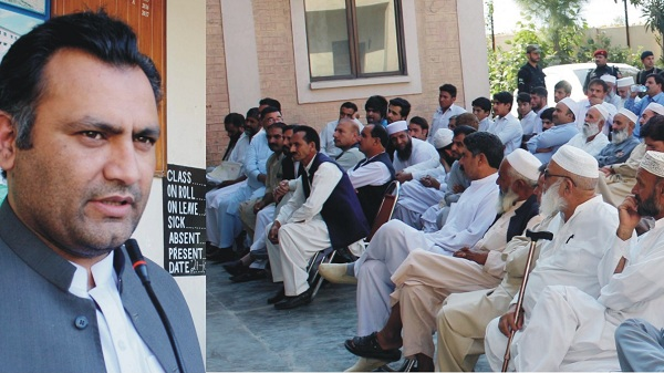 District Govt Swat held an open session with public in order to resolve public issues quick