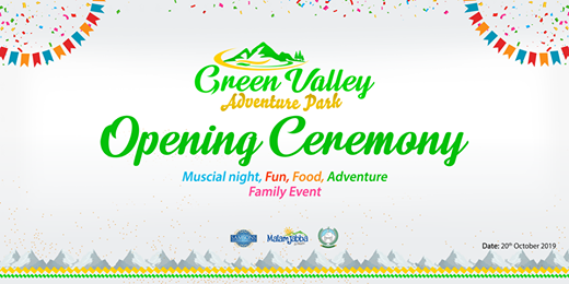 Adventure Park Inaugurated in the Lush Green Beautiful Valley of Malam Jabba Swat