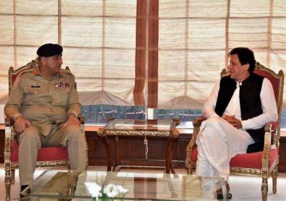 Keep the Army totally Ready, Imran Khan